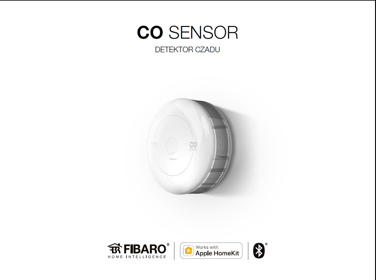 CO Sensor HomeKit