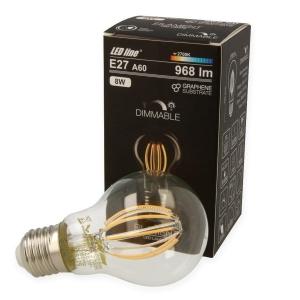 LED żarówka edisona