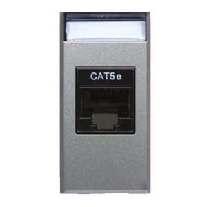 nowoczesne gniazdo RJ45 CAT 5 ave