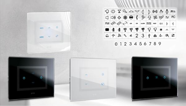 nowoczesne włączniki elektryczne AVE