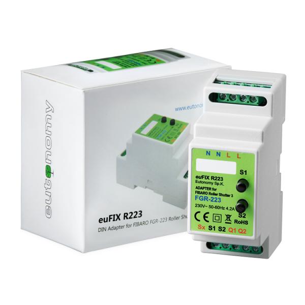adapter smart home DIN
