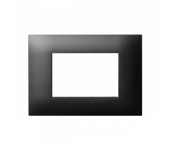 Ramka czarny mat plastikowa 3M
