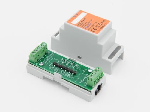 smart moduł szyna DIN