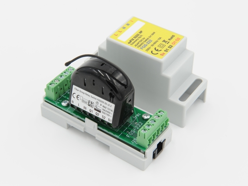 adapter na szynę DIN smart home