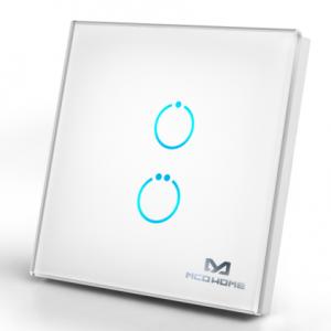 smart home włącznik światła