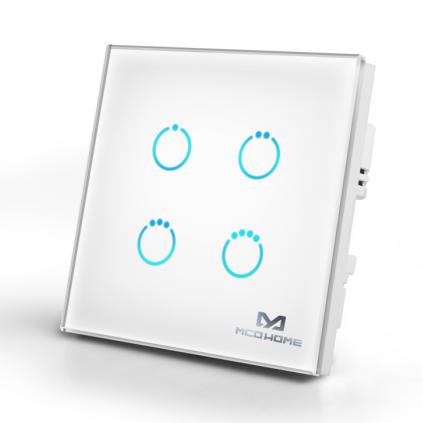 inteligentny panel dotykowy włącznik