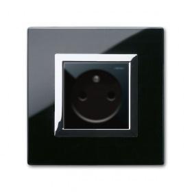 gniazdo elektryczne nowoczesne AVE