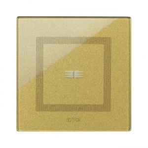 złoty włącznik dotykowy AVE