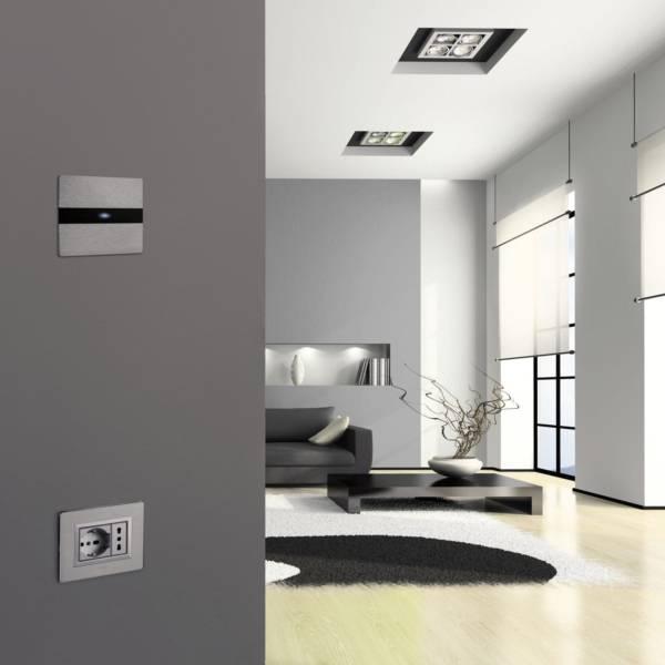 designerskie osprzęt elektryczny