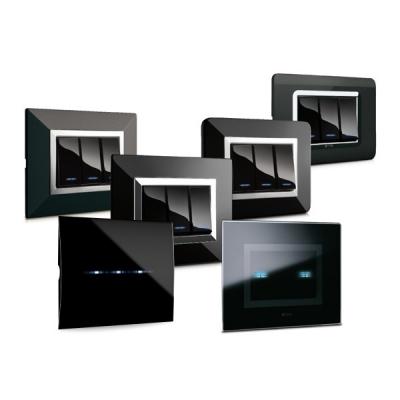 dotykowe włączniki światła design