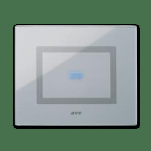 włączniki dotykowe szare AVE