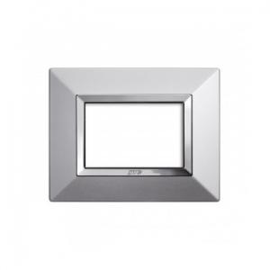Ramka metalowa naturalne aluminium 3M