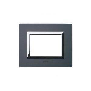 Antracytowe szczotkowane aluminium 3M