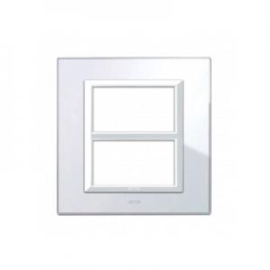 stylowa ramka włącznika szklana