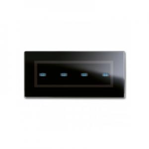 szklany włącznik światła AVE