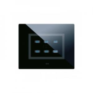 nowoczesne włączniki światła szklane