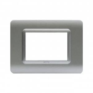 Ramka srebrny mat plastikowa 3M